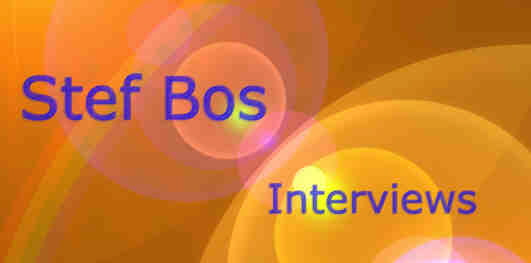 Stef Bos Interviews